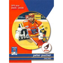 Pucher Peter - 2005-06 OFS Utkání Hvězd No.CS21