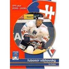 Višňovský Lubomír - 2005-06 OFS Utkání Hvězd No.CS26