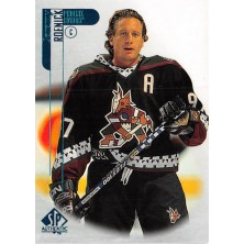 Roenick Jeremy - 1998-99 SP Authentic No.65