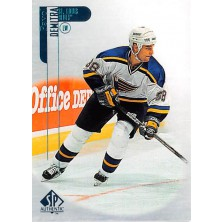 Demitra Pavol - 1998-99 SP Authentic No.74