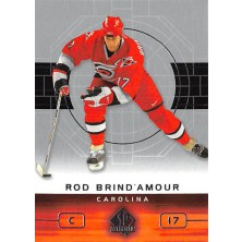 Brind´Amour - 2002-03 SP Authentic No.15
