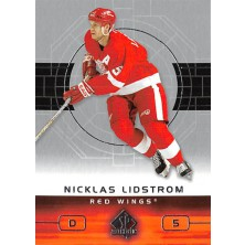 Lidstrom Nicklas - 2002-03 SP Authentic No.34