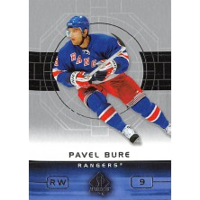 Bure Pavel - 2002-03 SP Authentic No.61