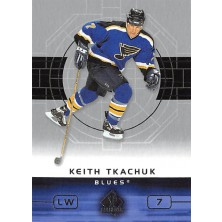 Tkachuk Keith - 2002-03 SP Authentic No.79