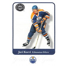 Kurri Jari - 2001-02 Greats of the Game No.86