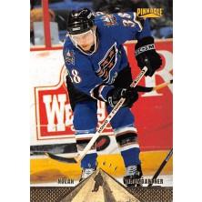 Baumgartner Nolan - 1996-97 Pinnacle No.245