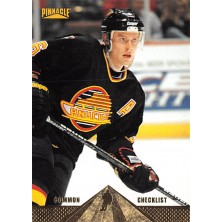 Bure Pavel - 1996-97 Pinnacle No.248