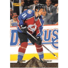 Forsberg Peter - 1996-97 Pinnacle No.249