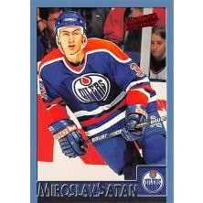Šatan Miroslav - 1995-96 Bowman No.112