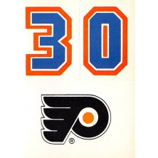 Philadelphia Flyers - 1986-87 Topps Sticker Inserts No.26