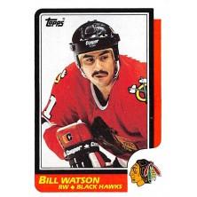 Watson Bill - 1986-87 Topps No.151