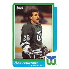 Ferraro Ray - 1986-87 Topps No.160