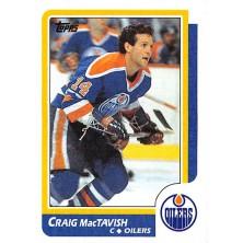 MacTavish Craig - 1986-87 Topps No.178