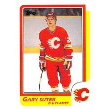 Suter Gary - 1986-87 Topps No.189