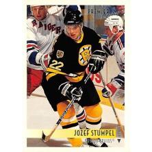Stumpel Jozef - 1994-95 Topps Premier No.214