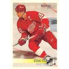 Yzerman Steve - 1994-95 Topps Premier No.235