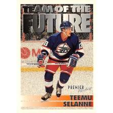 Selanne Teemu - 1994-95 Topps Premier No.243