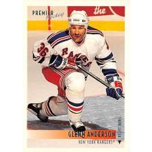 Anderson Glenn - 1994-95 Topps Premier No.270