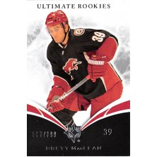 MacLean Brett - 2010-11 Ultimate Collection No.96