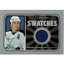 Lecavalier Vincent - 2006-07 O-Pee-Chee Swatches No.S-VL