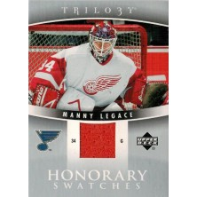 Legace Manny - 2006-07 Trilogy Honorary Swatches No.HS-LE