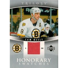 Neely Cam - 2006-07 Trilogy Honorary Swatches No.HS-CN