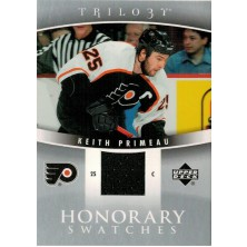 Primeau Keith - 2006-07 Trilogy Honorary Swatches No.HS-KP