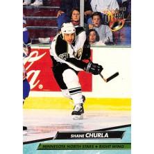 Churla Shane - 1992-93 Ultra No.315