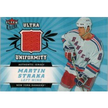 Straka Martin - 2006-07 Ultra Uniformity red No.U-ST