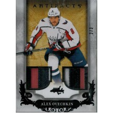 Ovechkin Alex - 2018-19 Artifacts Materials Black No.126