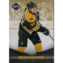 Bergeron Patrice - 2011-12 Limited Gold Spotlight No.109