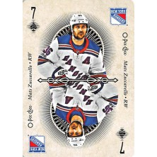 Zuccarello Mats - 2018-19 O-Pee-Chee Playing Cards No.7 A1