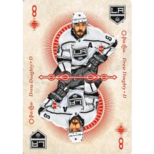 Doughty Drew - 2018-19 O-Pee-Chee Playing Cards No.8 A1