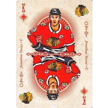 Toews Jonathan - 2018-19 O-Pee-Chee Playing Cards No.K A1