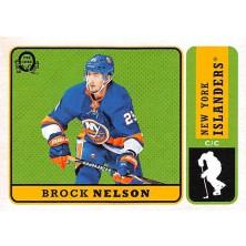 Nelson Brock - 2018-19 O-Pee-Chee Retro No.168 A1