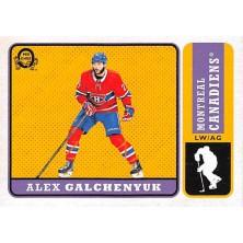 Galchenyuk Alex - 2018-19 O-Pee-Chee Retro No.370 A1
