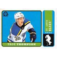 Thompson Tage - 2018-19 O-Pee-Chee Retro No.381 A1