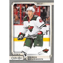 Spurgeon Jared - 2018-19 O-Pee-Chee Silver No.245 A1