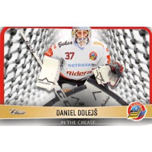 Dolejš Daniel - 2016-17 OFS In The Crease No.IC27 A1