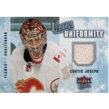 Joseph Curtis - 2008-09 Ultra Uniformity No.UA-CJ