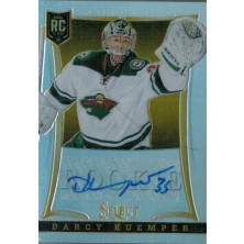 Kuemper Darcy - 2013-14 Rookie Anthology Select Update Prizms No.351