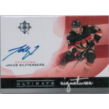 Silfverberg Jakob - 2012-13 The Cup Ultimate Collection Ultimate Signatures No.US-JS