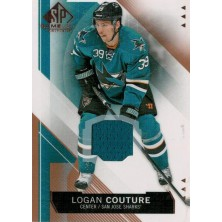 Couture Logan - 2015-16 SP Game Used Copper Jerseys No.38