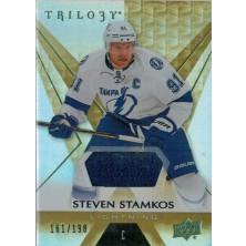 Stamkos Steven - 2016-17 Trilogy Rainbow Green No.2