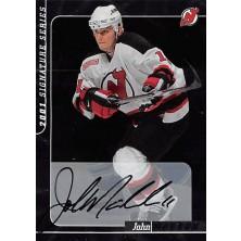 Madden John - 2000-01 BAP Signature Series Autographs No.177