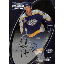 Hall Adam - 2002-03 BAP Signature Series Autographs No.181