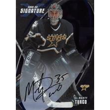 Turco Marty - 2002-03 BAP Signature Series Autographs No.165