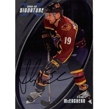 McEachern Shawn - 2002-03 BAP Signature Series Autographs No.79