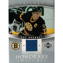 Bourque Ray - 2006-07 Trilogy Honorary Swatches No.HS-BO