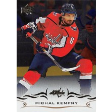Kempný Michal - 2018-19 Upper Deck Silver Foil No.442